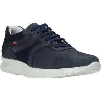 Chaussures Homme Baskets basses CallagHan 91313 Bleu