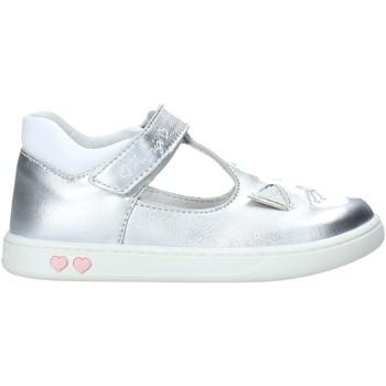 Chaussures Fille Ballerines / babies Primigi 5403700 Argent