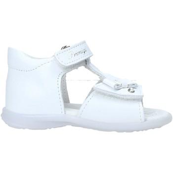 Chaussures Fille Sandales et Nu-pieds Primigi 5405722 Blanc