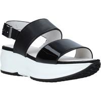 Chaussures Femme Sandales et Nu-pieds Lumberjack SW84406 001 Y22 Noir