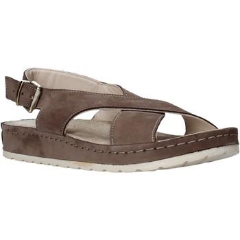 Chaussures Femme Sandales et Nu-pieds Lumberjack SW83506 002 D01 Marron