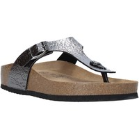 Chaussures Femme Tongs Valleverde G51572 Noir