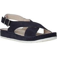 Chaussures Femme Sandales et Nu-pieds Lumberjack SW83506 002 D01 Bleu