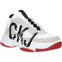 Chaussures Femme Baskets basses Calvin Klein Jeans B4R0869 Blanc