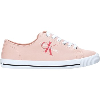 Chaussures Femme Baskets basses Calvin Klein Jeans B4R0896 Rose