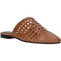 Chaussures Femme Sabots Marco Ferretti 161357MW Marron