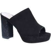 Chaussures Femme Mules Alma En Pena V18256 Noir