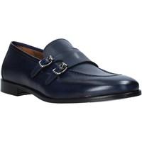 Chaussures Homme Mocassins Rogers 1016_5 Bleu