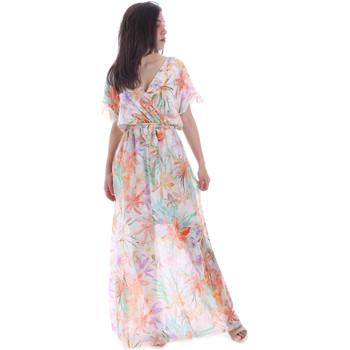 Vêtements Femme Robes longues Gaudi 011FD15038 Orange