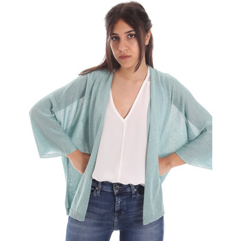 Vêtements Femme Gilets / Cardigans Gaudi 011FD53010 Bleu