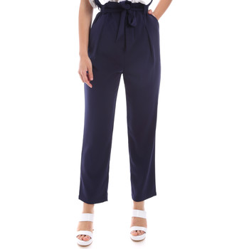 Vêtements Femme Chinos / Carrots Gaudi 011BD25040 Bleu