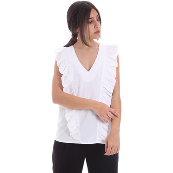 Vêtements Femme Tops / Blouses Gaudi 011BD45031 Blanc