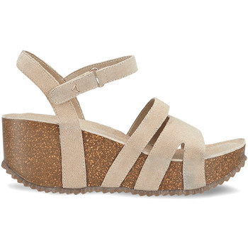 Chaussures Femme Sandales et Nu-pieds Docksteps DSE106442 Beige