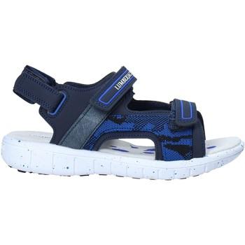 Chaussures Enfant Sandales sport Lumberjack SB28206 006 S01 Bleu