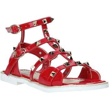 Chaussures Fille Sandales et Nu-pieds Joli JT0079S Rouge