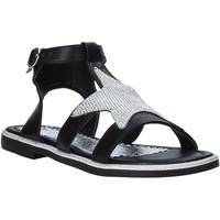 Chaussures Fille Sandales et Nu-pieds Joli JT0082S Noir