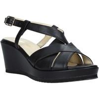 Chaussures Femme Sandales et Nu-pieds Esther Collezioni ZB 018 Noir