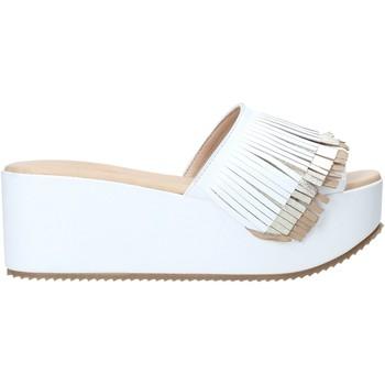 Chaussures Femme Mules Grace Shoes C21 Blanc