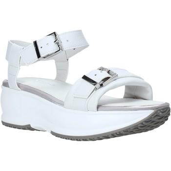 Chaussures Femme Sandales et Nu-pieds Lumberjack SW84406 002 B01 Blanc