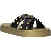 Chaussures Femme Mules Sensi 4390/PY Noir