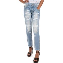 Vêtements Femme Jeans Fornarina BER1I95D832DU Bleu
