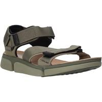 Chaussures Homme Sandales et Nu-pieds Clarks 26139564 Vert