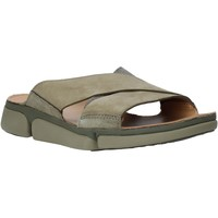 Chaussures Homme Mules Clarks 26139561 Vert