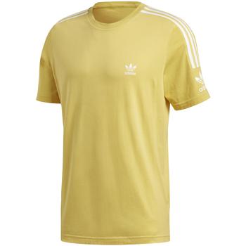 Vêtements Homme T-shirts manches courtes adidas Originals FM3812 Jaune