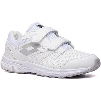 Chaussures Homme Baskets basses Lotto 210694 Blanc