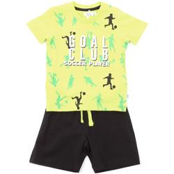 Vêtements Garçon Ensembles enfant Melby 90L9100 Vert