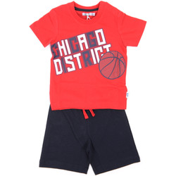 Vêtements Garçon Ensembles enfant Melby 90L9100 Rouge