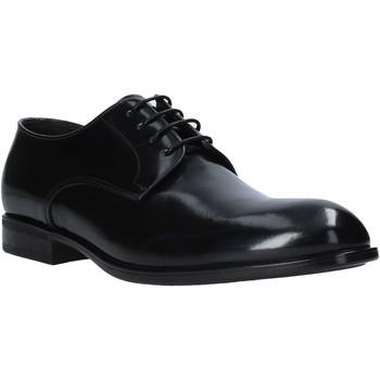 Chaussures Homme Derbies Exton 1394 Noir