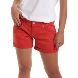 Vêtements Femme Shorts / Bermudas Pepe jeans PL800685YC8 Rouge