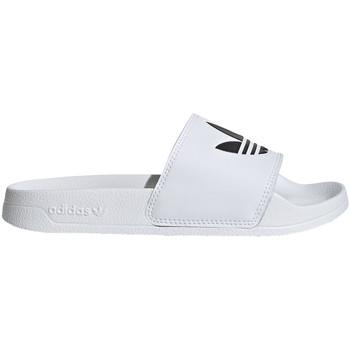 Chaussures Enfant Claquettes adidas Originals EG8272 Blanc