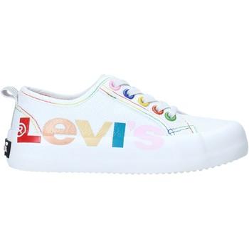 Chaussures Enfant Baskets basses Levi's VBET0003T Blanc