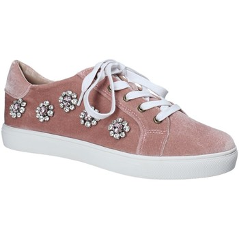 Chaussures Femme Baskets basses Fornarina PE17TR1112 Rose