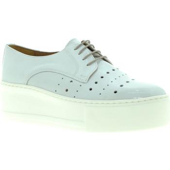 Chaussures Femme Derbies Maritan G 210218 Blanc