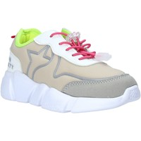Chaussures Fille Baskets basses Miss Sixty S20-SMS738 Gris