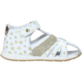 Chaussures Fille Sandales et Nu-pieds Melania ME0819A0S.B Blanc