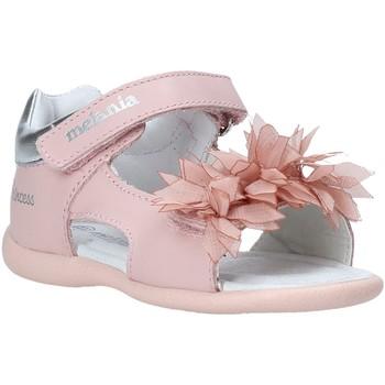 Chaussures Fille Sandales et Nu-pieds Melania ME0800A0S.B Rose