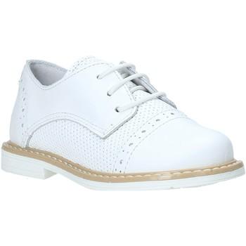 Chaussures Enfant Derbies Melania ME1238B0S.A Blanc
