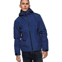 Vêtements Homme Coupes vent Superdry M50019SR Bleu
