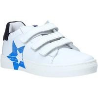 Chaussures Enfant Baskets basses Melania ME2245D0S.A Blanc