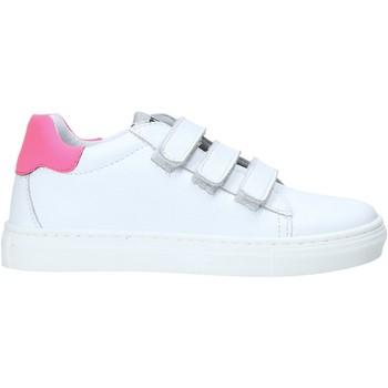Chaussures Enfant Baskets basses Melania ME2249D0S.Z Blanc