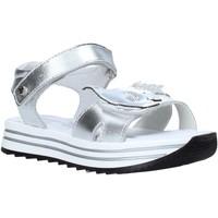 Chaussures Fille Melania, la nouvelle lubie des kids Melania ME4065D0S.A Argent