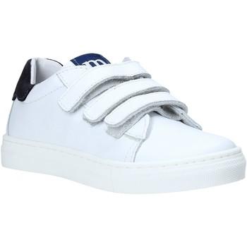 Chaussures Enfant Baskets basses Melania ME2245D0S.Z Blanc
