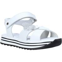 Chaussures Fille Sandales et Nu-pieds Melania ME4062D0S.A Blanc