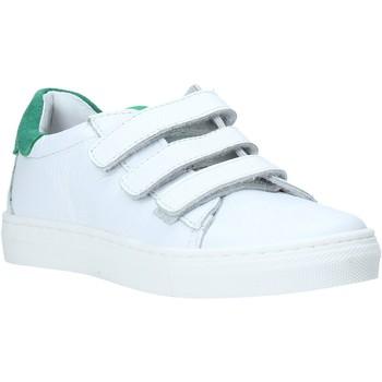 Chaussures Enfant Baskets basses Melania ME2245D0S.Y Blanc