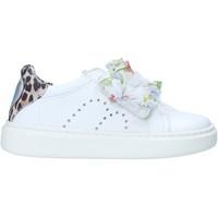 Chaussures Fille Baskets basses Melania ME2274D0S.A Blanc