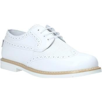 Chaussures Enfant Derbies Melania ME6219F0S.A Blanc